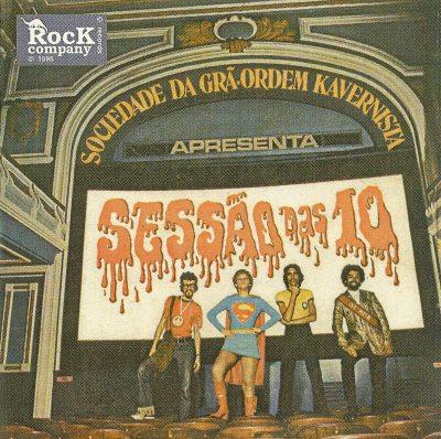 1971 - SGOK apresenta Sessão das 10