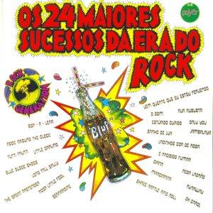 1973 - Os 24 Maiores Sucessos da Era do Rock