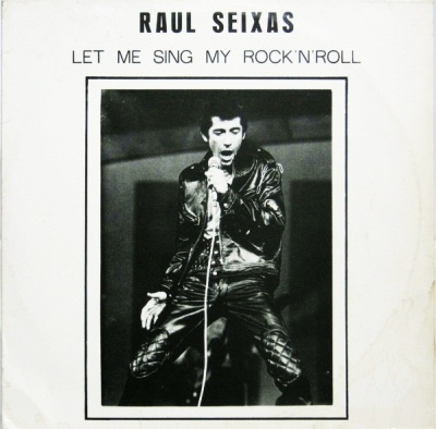 1985 Let me Sing My Rock 'n' Roll
